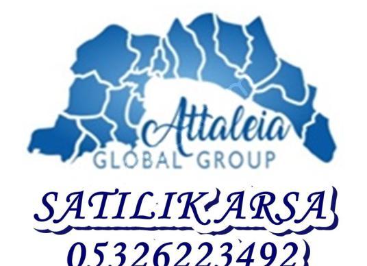 SATILIK 3400 M2 ARSA ANTALYA MURATPAŞA TARIM MAHALLESİ