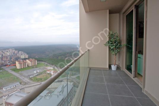 SARIYER ECLİPSE MASLAK TA SATILIK EŞYALI 1+1 ÖN CEPHE DAİRE!! - Balkon - Teras