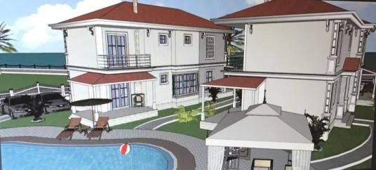 Silivri Alipaşa'da Satılık 4 Adet Villa - Dış Cephe