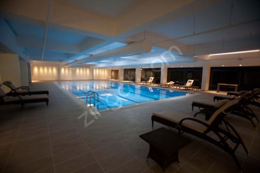 Bomonti Anhill Residence de Satılık 2+1 Daire - Yüzme Havuzu
