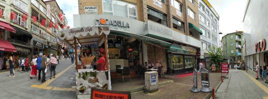 DEVREN KİRALIK CAFE VE PİZZA SALONU - Sokak Cadde Görünümü