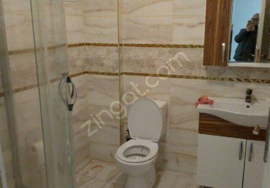 Çukurbostan Karşısında 2+1 Full Yapılı 80m2 Yarı Bodrum - Tuvalet