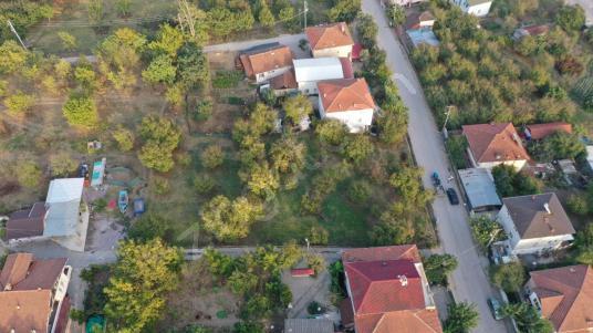EŞME' de satılık meyve bahçesi - Manzara
