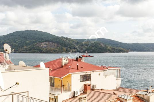 Sarıyer'de Deniz Manzaralı Triplex 2+1 Ev - Manzara