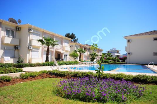 Antalya Kemer göynük'te satılık havuzlu n2+1 daire - Dış Cephe