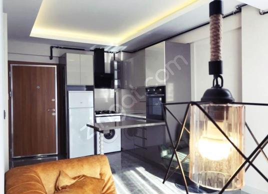 DENİZLİ'DE SATILIK FULL  EŞYALI 1+1 ARA KAT 50 M2 APART FIRSATI - Spor Salonu