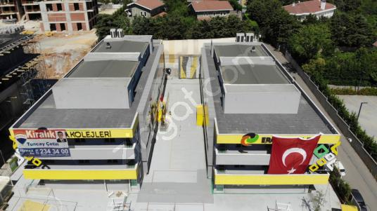 ÇEKMEKÖY OKULLAR BÖLGESİNDE 6350m² KOMPLE BİNA / PLAZA