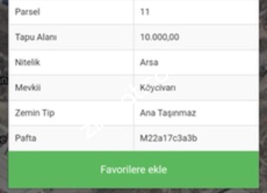 Merkezefendi Bozburun'da Satılık Fabrika / İmalathane - Kat Planı