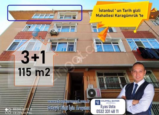 FATİH KARAGÜMRÜK DE TUNA BLOKLARINDA FIRSAT LOKASYONDA 3+1 DAİR