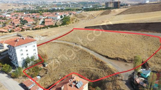 ACİLL PURSAKLAR/SARAY/OSMANGAZİ DE 458 M² KONUT İMARLI ARSA