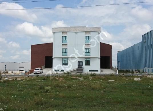 Çerkezköy Veliköy'de Kiralık Fabrika iskânlı 4200m2.sıfır 55.000