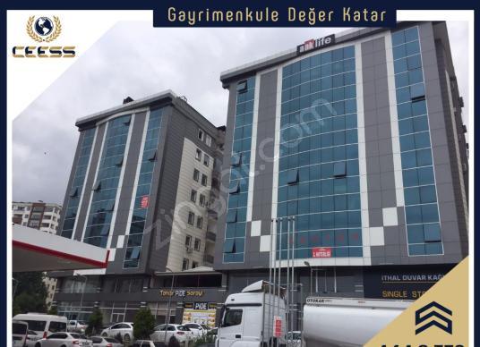 TRABZON KİRALIK İŞ YERİ / OFİS 2+1 YOMRA/KAŞÜSTÜ