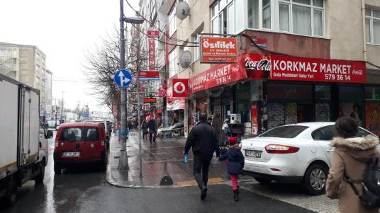 Sefaköy Halkalı Caddesi Köşebaşı Kurumsala Kiralık İş Yeri