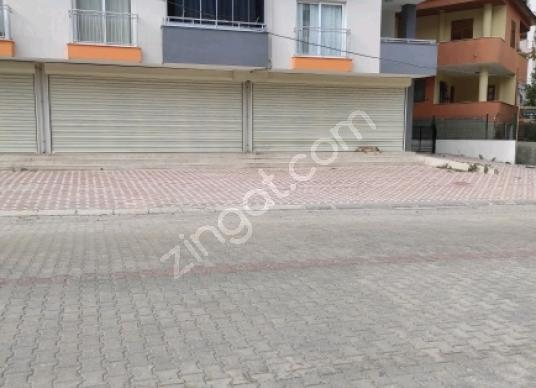 Pozantı Akçatekir'de Satılık Dükkan / Mağaza - Dış Cephe