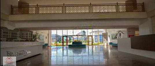 ŞADOĞLU GAYRİMENKUL ' DEN ELİT GRAND PALAS 1+0 KİRALIK - Salon