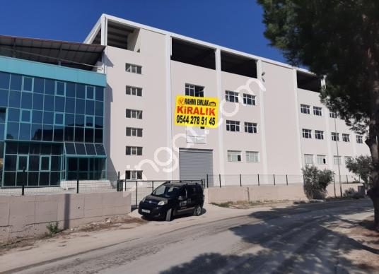 Menemen Maltepe Serbest Bölgesi'de Kiralık Fabrika / İmalathane