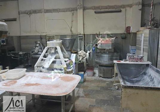 Mersin Akdeniz de Mülküyle beraber satılık Ekmek Fabrikası - Mutfak