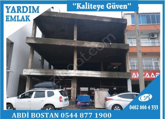 YARDIM EMLAK'TAN AKÇAABAT YENİ MAHALLEDE KOMPLE KİRALIK İŞYERİ - Kapalı Otopark