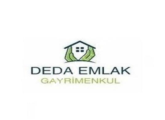 DEDA EMLAKTAN GERZELE MAHALLESİNDE 120 m2 SIFIR DÜKKAN - Logo