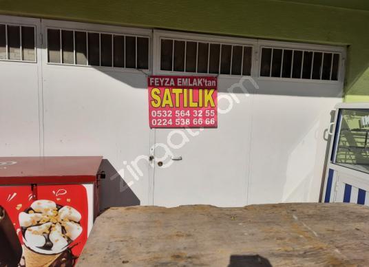 Gemlik K.kumla Feyza Emlak.tan Satılık Dükkan  garajda olma