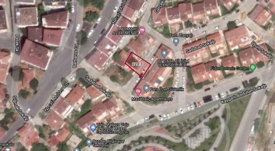 Molla Team' den Eyüp Alibeyköy de 191 m2 Satılık Arsa