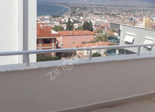 Dikili Salimbey'de Satılık Dubleks daire - Manzara