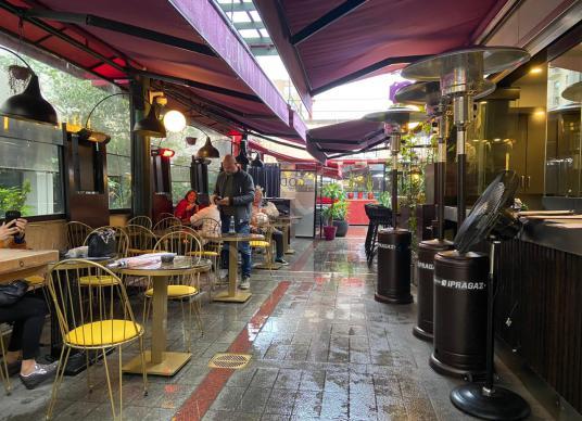 Nişantaşı Abdi İpekçi de  Bakımlı Lüks Devirli Restoran