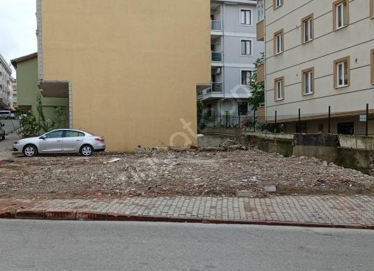 sancaktepe köşe kupon ticari arsa sultangazi caddesi - Sokak Cadde Görünümü