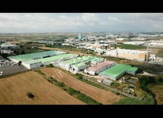 Ergene Velimeşe OSB'de Satılık Fabrika / İmalathane