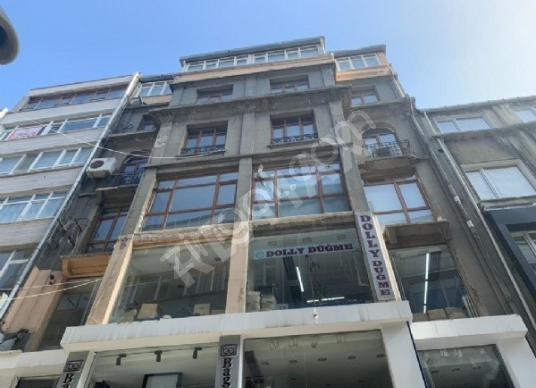 Şişli Osmanbey Samanyolu'nda Kiralık Showroom Ticari Otel Bina - Dış Cephe