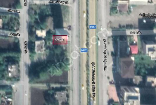 REMAX LOCA'DAN HATAY PAYAS'DA E-5 CEPHELİ SATILIK TAKASLI ARSA - Açık Otopark
