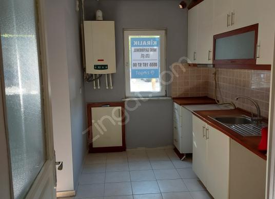 2+1 75 m2 Özellikle Giriş kat Tuzla Mimar Sinan'da Kiralık Daire - Mutfak