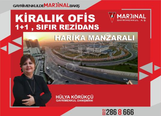 YENİMAHALLE BEŞTEPEDE İÇİ SIFIR 1+1 KİRALIK OFİS..