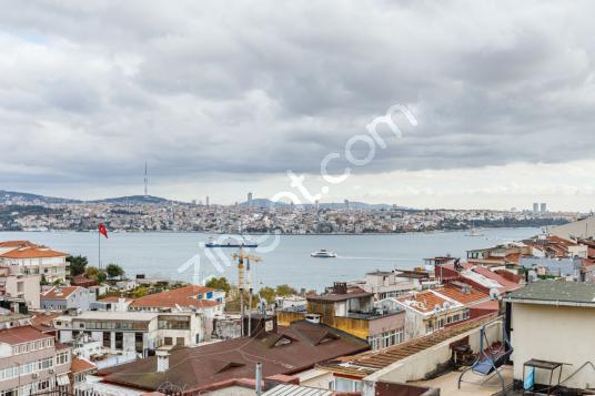 Beyoğlu'nda Deniz Manzaralı Şık Daire - Manzara