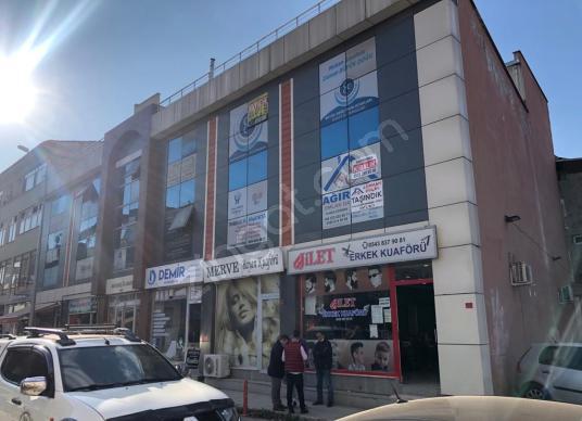 ŞEREFİYE MAHALLESİ AHMET BEKTAŞ 'TAN 90M2 2+1 SATILIK İŞ YERİ
