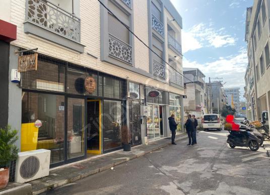 ÜNİVERSİTE YAKINI 2000 TL KİRACILI SATILIK DÜKKAN (DAİRE FİYATI) - Sokak Cadde Görünümü