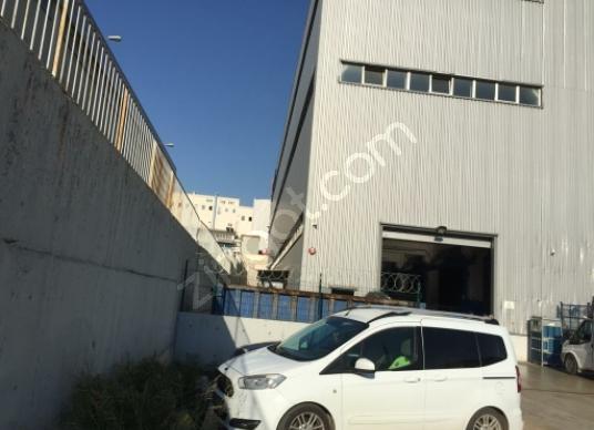 Nilüfer Çalı'da Kiralık Fabrika / İmalathane
