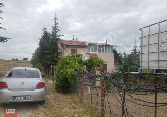 Eskişehir Batıkent mh. Satılık Müstakil Bahçeli Ev
