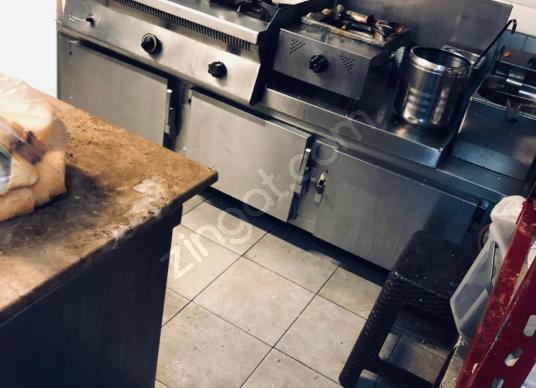 Otosanayi Metro Çıkışı Cafe Restaurant - Mutfak