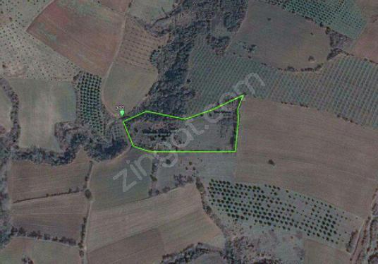 Çınar Emlak'tan Karacabey Okçular da Satılık Tarla - Harita