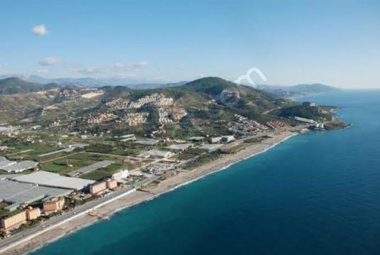 Alanya Kargıcak'ta Satılık villa ve konut imarlı