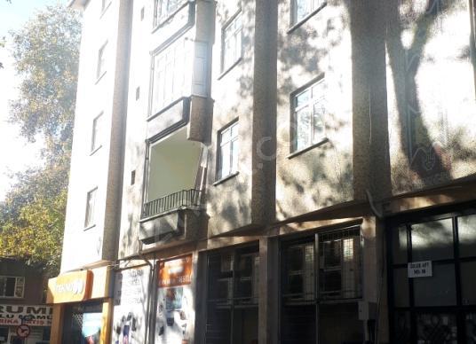 Polatlı Cumhuriyet'te Kiralık Daire - Sokak Cadde Görünümü