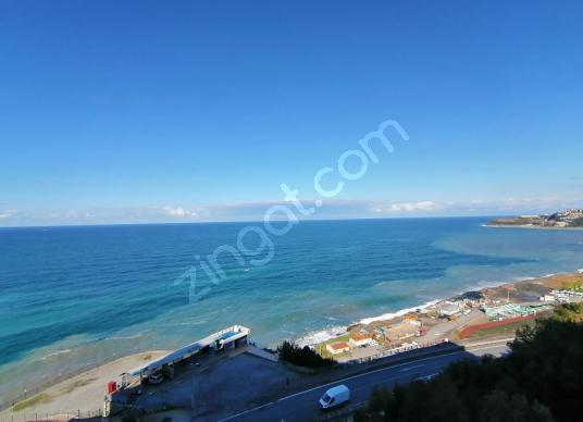Kozlu'nun en iyi Lokasyonunda Denizin içinde 3+1 Satılık Daire