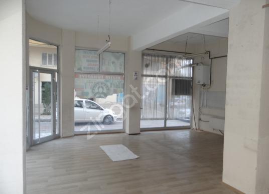 KIRKER Emlak'tan Cumhuriyet Mh. 100M² Köşe Satılık Fırsat Dükkan - Salon