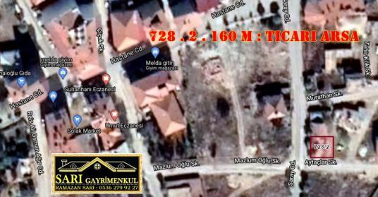 Aksaray  Sultanhanın'da  koyuncu mah Satılık Arsa - undefined