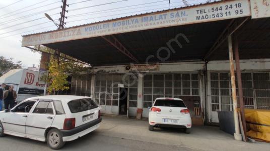 Plato Yapı'dan Bafra Sanayii Sitesinde Dükkan