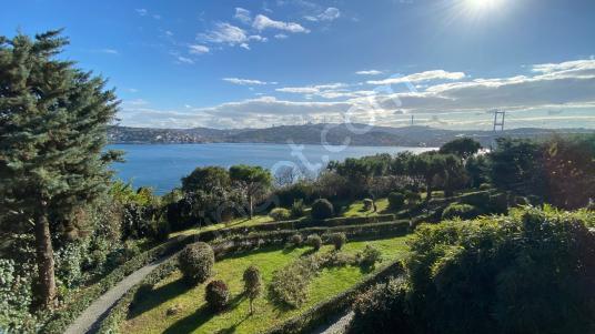 Ulus Naile Sultan'da Boğaz Manzaralı Kiralık 5+1 Bahçe Dubleksi