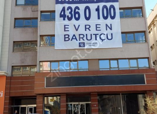 KIZILAY MECLİS BAKANLIKLAR KAVŞAĞINDA 3.000 M2 KOMPLE BİNA - Dış Cephe