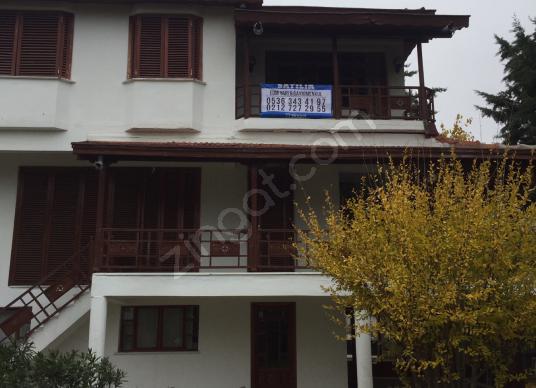 Silivri Semizkumlar'da Satılık Lüx VİLLA - Dış Cephe