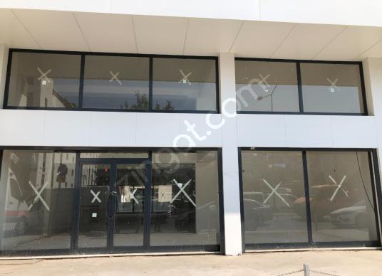 İzmir Yenişehir'de Devlet Bankası Kiracılı Satılık Dükkan - Dış Cephe